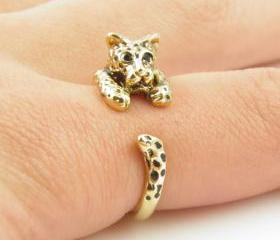 Leopard Animal Wrap ..